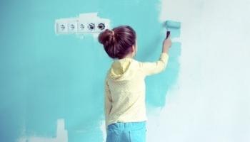 Το χρώμα του δωματίου και η ψυχολογία του παιδιού μας!