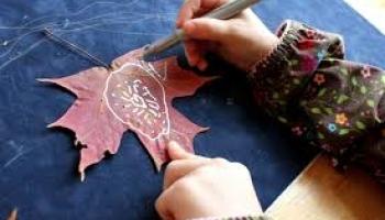 Δημιουργική Απασχόληση στο Σπίτι