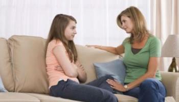 Μιλήστε στα παιδιά με ηρεμία...
